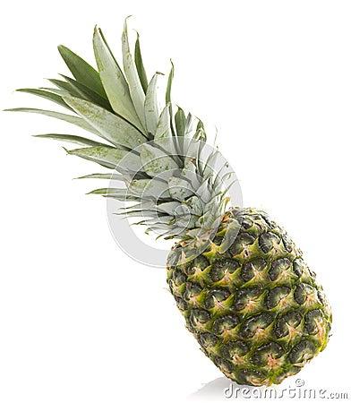 Free Ananas Isolated Royalty Free Stock Photos - 47607288