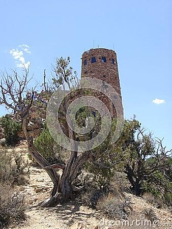 Free Anasazi Tower Royalty Free Stock Photo - 54765