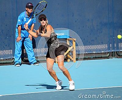Anastasia Rodionova (RUS), tennis player Editorial Photography