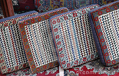 Anatolian pillow