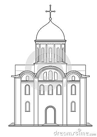 Anchient church
