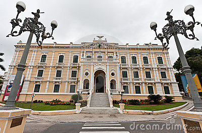 Anchieta Palace in Vitoria