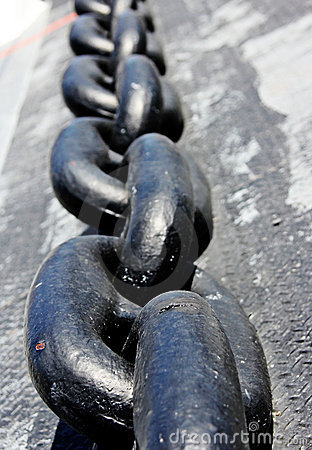 Free Anchor Chain Stock Photo - 14239520