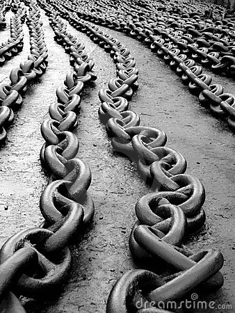 Free Anchor Chain Stock Images - 14992954