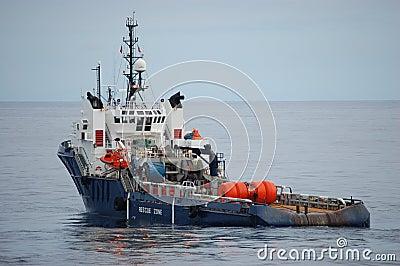 Anchor Handling Tug Supply vessel AHTS