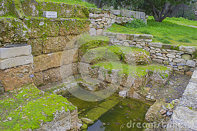 Ancient agora