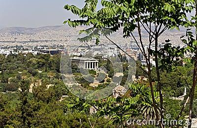 Ancient Agora of Athens, Greece