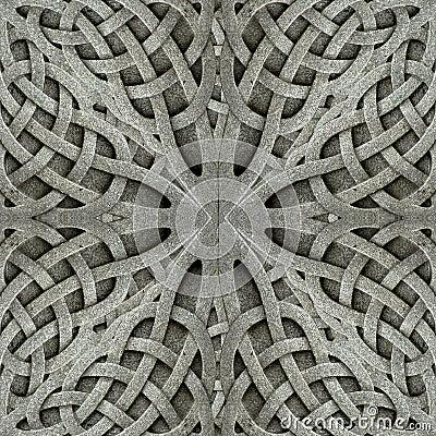 Free Ancient Arabesque Stone Ornament Stock Photo - 44033280