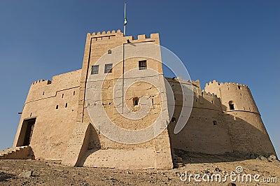 Ancient arabic castle