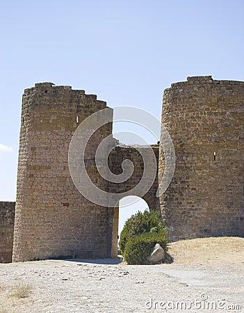 Ancient arc