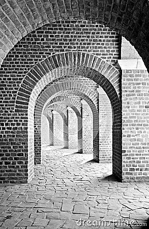 Ancient arcades
