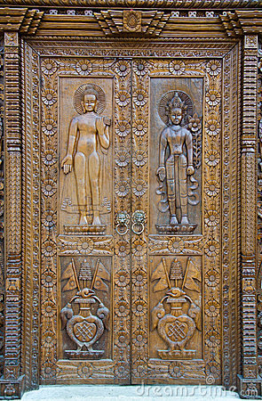 Ancient art of Nepal