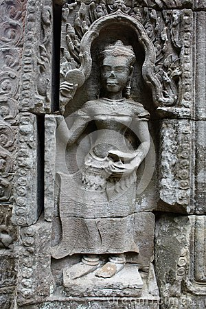 Ancient bas-relief