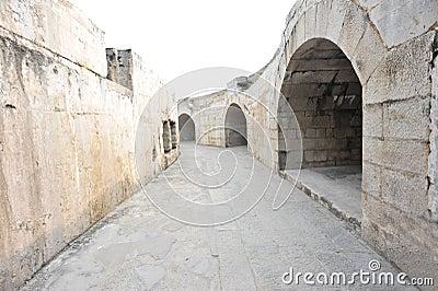 Ancient blockhouse