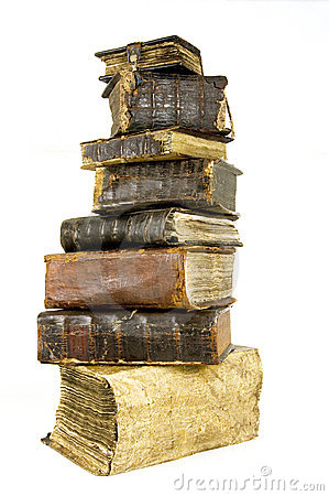 The ancient books
