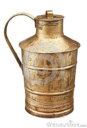 Free Ancient Brass Jug Stock Photos - 15091813