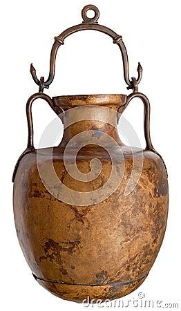 Free Ancient Brass Jug Stock Photos - 18372453