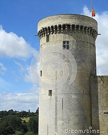 Ancient Castle Turret