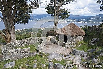 Ancient Celtic Village, Spain