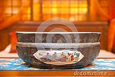 Ancient China Basin