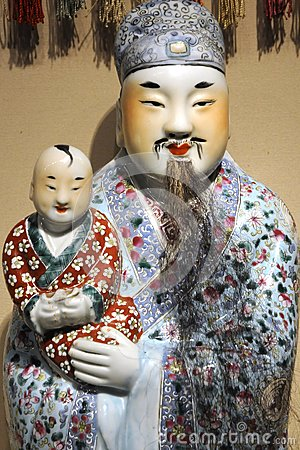 Ancient chinese sculpture