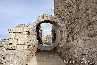 Ancient city Ceasarea