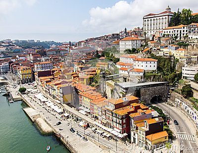 Ancient city Porto