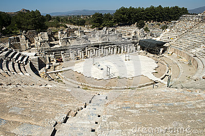 Ancient City Ruins of Ephesus, Travel to Turkey