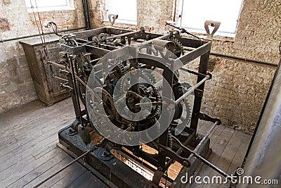 Ancient clockwork
