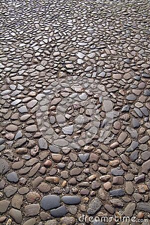 Ancient cobbles