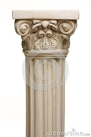 Free Ancient Column Pillar Replica Stock Photography - 5639642