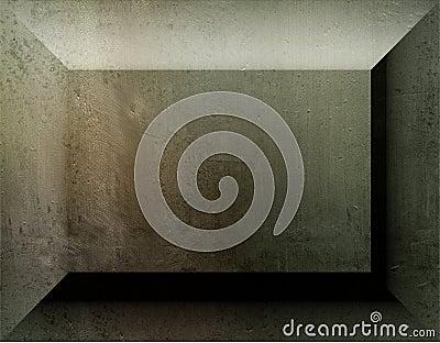 Ancient Concrete Block Series (1)