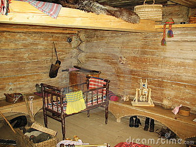 Ancient county bedroom