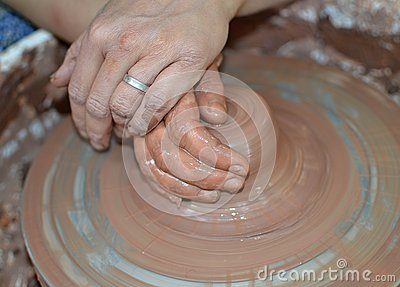 Ancient craft - potter