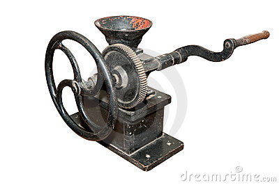 Ancient device for manufacturing tablets