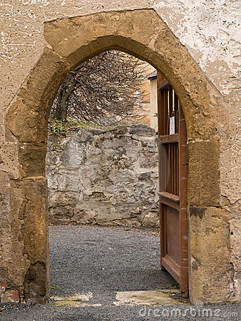 Ancient Door Royalty Free Stock Photography Image 4624507