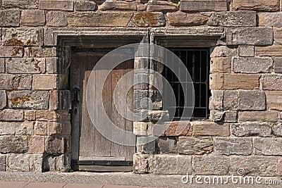 Ancient Door andWwindow
