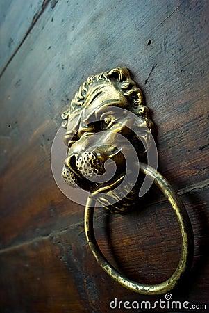 Free Ancient Door Knob Stock Photo - 15787220