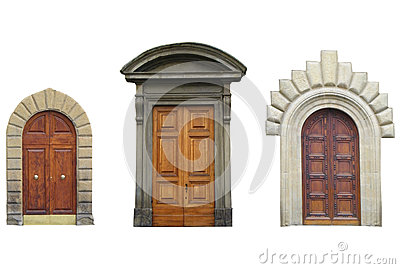 Ancient Doors
