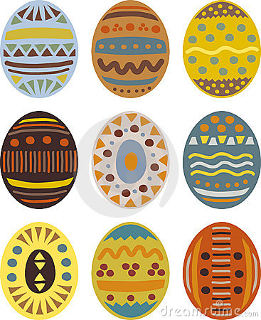 Ancient eggs