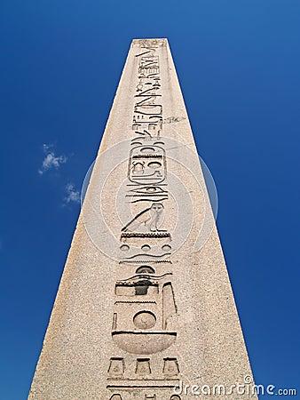 Free Ancient Egypt Obelisk Royalty Free Stock Image - 1626226