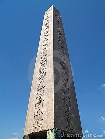 Ancient Egypt Obelisk