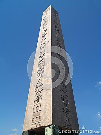 Free Ancient Egypt Obelisk Stock Photo - 1626240