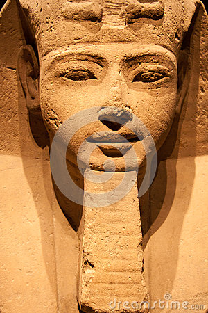 Free Ancient Egyptian Sphinx. Royalty Free Stock Image - 27280806