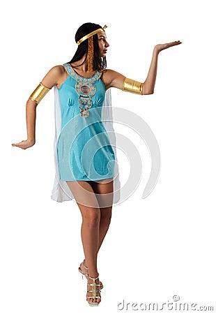 Ancient Egyptian woman - Cleopatra