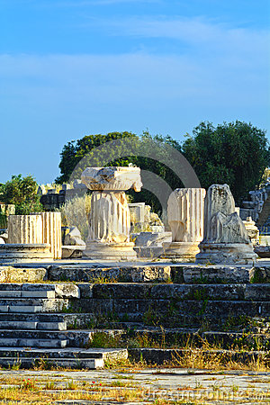 Ancient Eleusis Editorial Photography - Image: 54494217