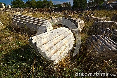 Ancient Eleusis Stock Photo - Image: 60023496