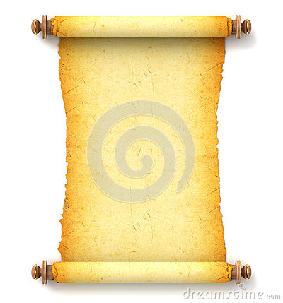 Free Ancient Empty Scroll Royalty Free Stock Photo - 83224945