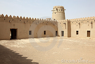 Ancient fort of Al Ain, Abu Dhabi