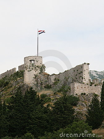 Free Ancient Fortification Stock Photography - 14873372